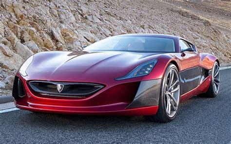 Rimac  Million Electric Supercar Debuts