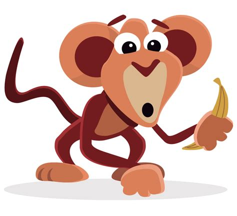 Monkey Clipart Monkey Clip Black And White Images