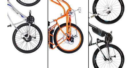What's The Difference Between Electric Bike Motors?