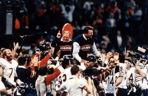 Espn Film Will Focus On 1985 Bears Chicago Tribune