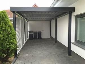 Einzelcarport Mit Geräteraum : einzelcarports carceffo moderne carports garagen ~ Sanjose-hotels-ca.com Haus und Dekorationen