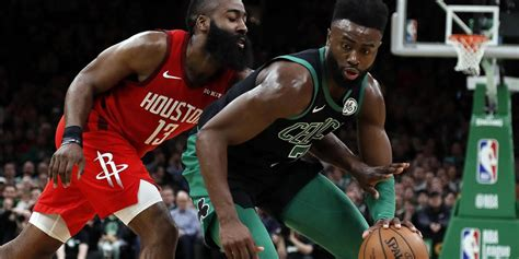 NBA Rumors: What the Rockets sought from Celtics in James ...
