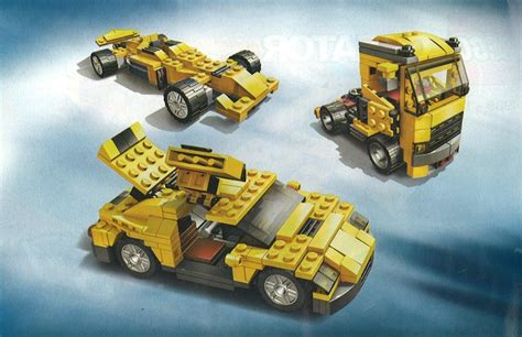 Cool Lego Cars by Lego Cool Cars 4939 Creator