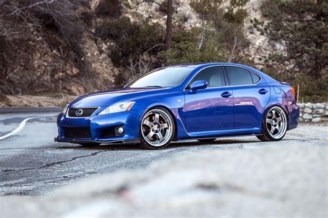 Ca 2009 Ultrasonic Blue Lexus Isf