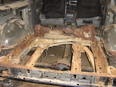 Jeep Xj Floor Pan Install rear floor pan replacement jeep forum