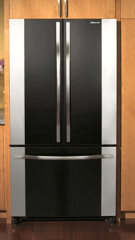 New color Dacor refrigerators   Dacor Preference and