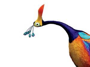 Disney Pixar Up Kevin
