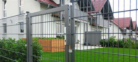 Moderne Häuser Mit Zaun by Brix Drahtgitter Z 228 Une Tore Stabil Und Preiswert