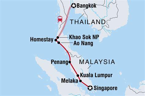 malaysia tours travel intrepid travel