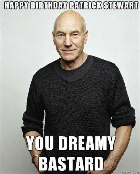 Patrick Stewart Memes - 1000 images about patrick stewart on pinterest sexy love boat and ian mckellen
