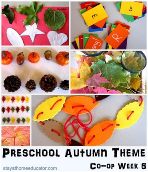 preschool fall theme s library best features of 2012 true aim 174