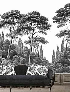Papier Peint Rayé Noir Et Blanc : les 25 meilleures id es concernant canap panoramique sur ~ Dailycaller-alerts.com Idées de Décoration