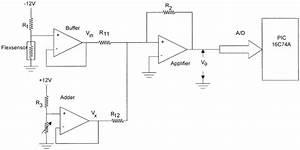 Circuit Diagram For Flexsensor