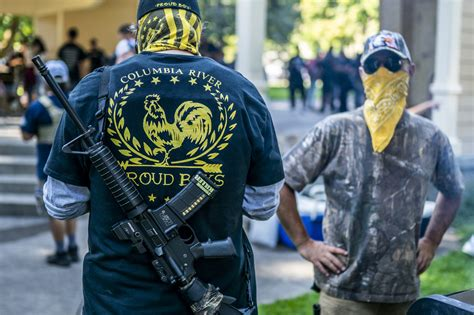 Who Are the Proud Boys, and Why Is Trump's Support ...