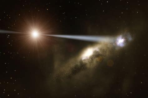 First Observation Of Spinning Black Hole   David Reneke ...