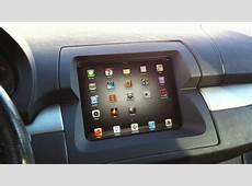 Motorized iPad 3 Install BMW X5 YouTube
