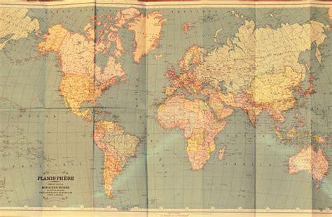 chambre à coucher garçon vieille carte du monde acheter my
