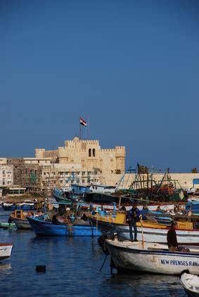 famous sites  alexandria egypt usa today