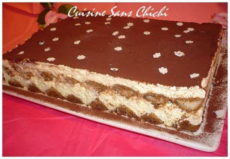 recette tiramis 249 au caf 233 dessert italien