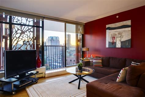 Gastown Vancouver Furnished Apartment Rental At Woodward's