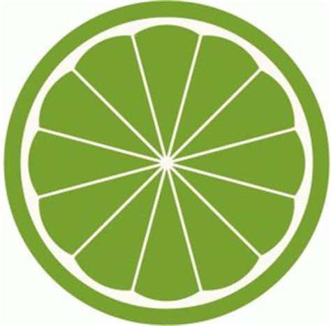 lime slice silhouette zitrone plotter pinterest zitrone plotten und dinge