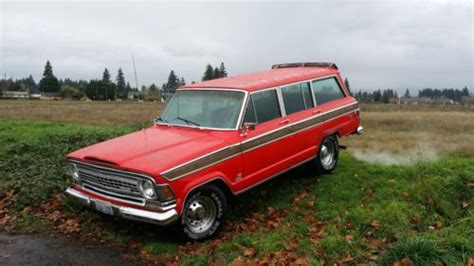 1970 jeep grand wagoneer purchase used 1970 jeep wagoneer 4x4 awsome in vancouver