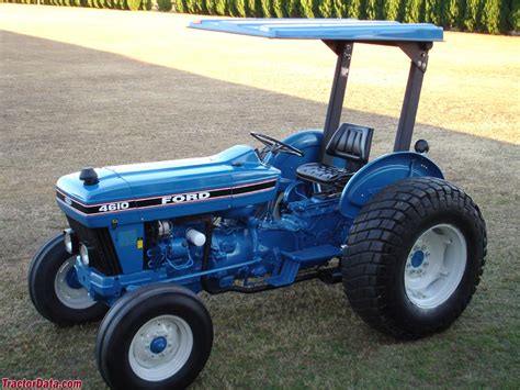 Ford 4610 Tractor Reviews