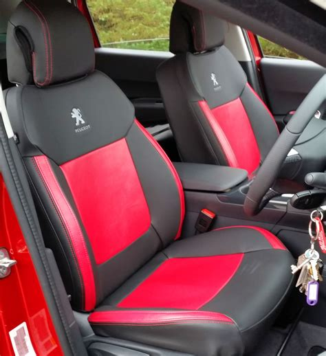 peugeot  tailored seat covers