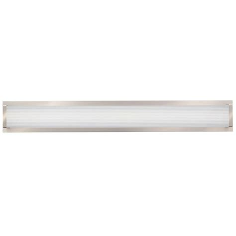 Led Vanity Lights by Lithonia Lighting Traditional Square 3 Light Brushed