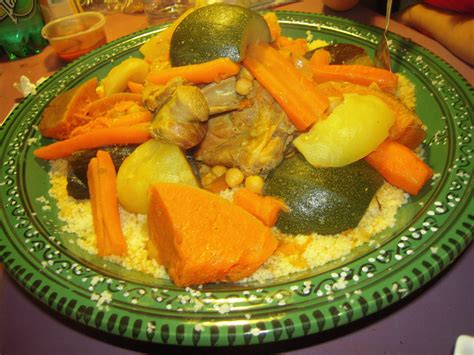 cuisine marocaine couscous photo couscous marocain
