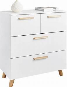Kommoden Weiß Günstig Kaufen : inosign kommode breite 80 cm online kaufen otto ~ Markanthonyermac.com Haus und Dekorationen