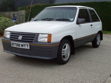 1985 Vauxhall Nova 1.3 Sr Sold