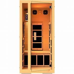 1 Mann Sauna : jnh lifestyles joyous 1 person far infrared sauna with 6 ~ Articles-book.com Haus und Dekorationen