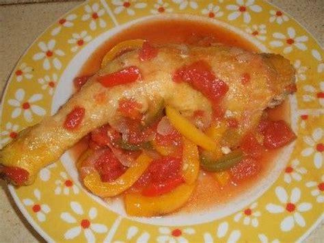 recette cuisine 2 le poulet basquaise une recette facile
