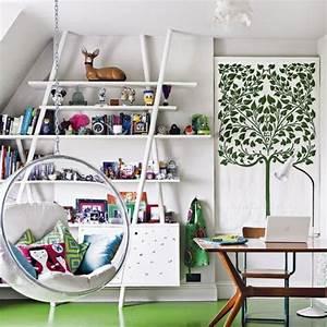 Hängesessel Für Kinderzimmer : farbideen f r kinderzimmer coole kinderzimmergestaltung ~ Indierocktalk.com Haus und Dekorationen