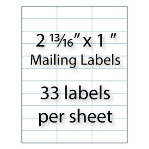 Avery 5351 Label Template by Blank Mailing Labels Avery 174 Compatible Stik2it Bulk Labels
