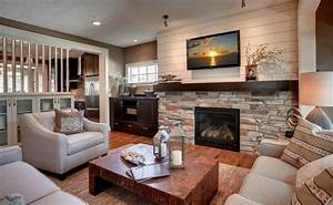 Fireplace Ideas For Small Living Room