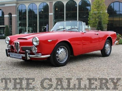 Alfa Romeo 2600 Spider For Sale by 1965 Alfa Romeo 2600 Spider Is Listed Sold On