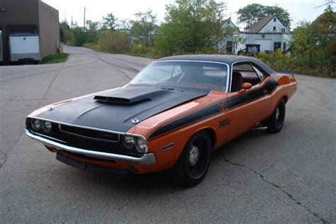 1970 Dodge Challenger Ta Review