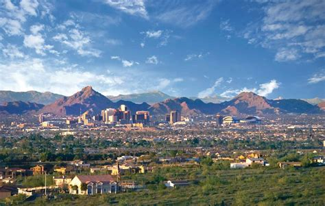 The Heart of the Sonoran Desert Destination: Phoenix ...