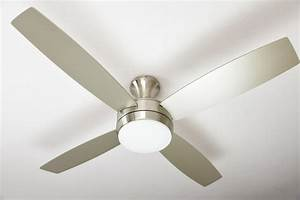 "Ceiling fan Saturn 132 cm / 52"" with light and remote ..."