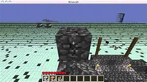 Minecraft: How to Make a Simple Castle Tower - YouTube