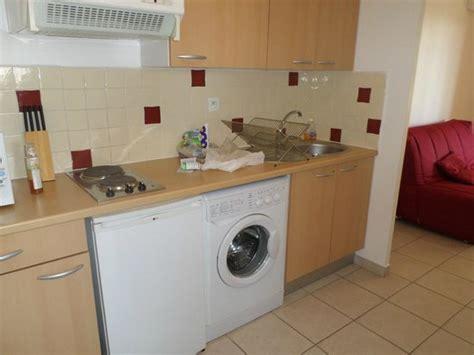 machine a laver cuisine cuisine avec lave linge picture of l 39 inter hotel cote