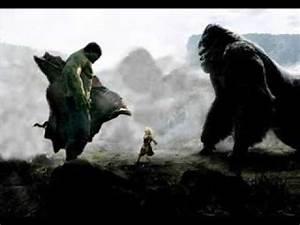King kong vs Hulk Trailer (bande annonce) - YouTube