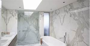 5 Reasons to Use Calacatta Marble Tiles in Your Bathroom