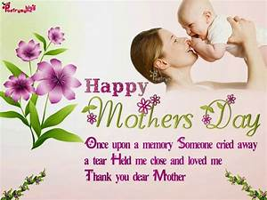 Happy mother's day greeting cards, quotes, messages ...