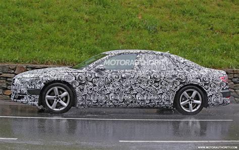 2019 Audi A8 Spy Shots And Video Autozaurus