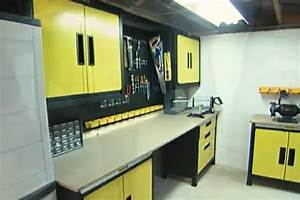 How To Make A Basement Workshop DIY Projects Videos