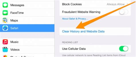 how to clear app cache on iphone how to clear app cache on iphone or