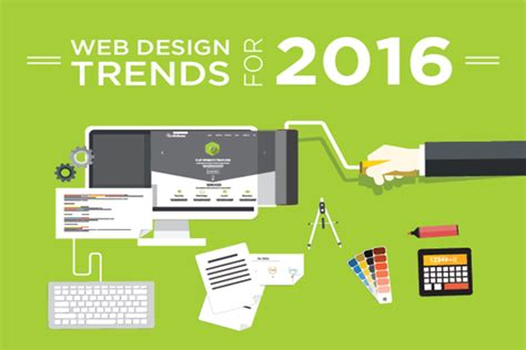 web design india the web designing trends of 2016